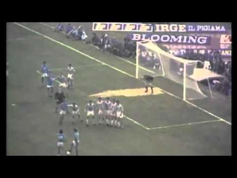 Punizione Maradona