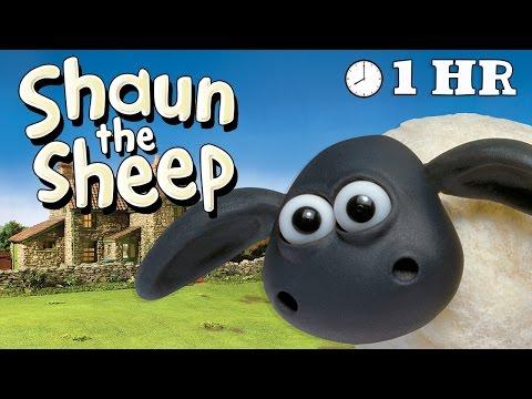 Shaun the Sheep - Season 1 - Episode 01 -10 [1HOUR]