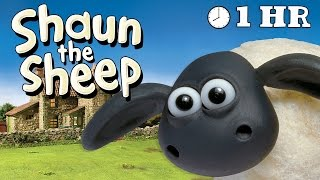 Video Shaun the Sheep - Season 1 - Episode 01 -10 [1HOUR] MP3, 3GP, MP4, WEBM, AVI, FLV Juni 2018