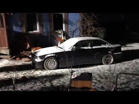 Wideo1: Palił się dom w Gumienicach
