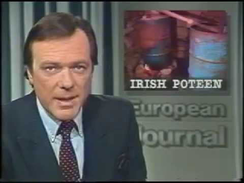 This 80's American news report which follows Irish police trying to stamp out the production of Irish Poitín (Moonshine) is absolutely hilarious
