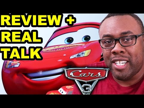 CARS 3 REVIEW + Real Talk on Movie Trailer Hype [Black Nerd]