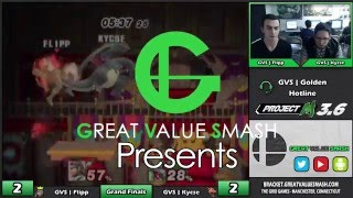 We are Great Value Smash, an eSports organization dedicated to growing SSB! Check out our new hype trailer!