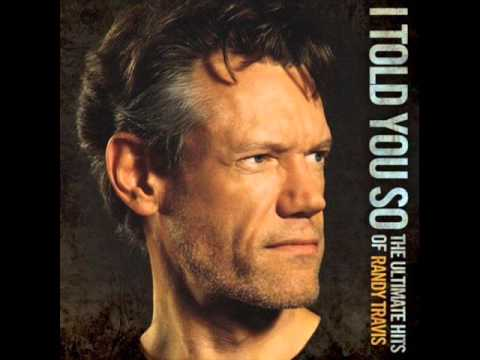 Randy Travis attends TX funeral and sings