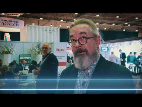 Intermodal Europe: Peter Mackay Interview
