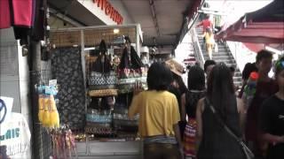 Some Views Of Pratunam Market In Bangkok, Thailand
