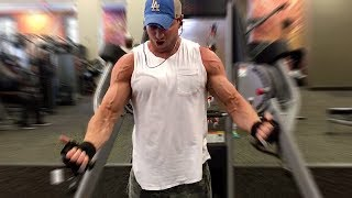 """Are you still too skinny? Learn more tricks for gaining weight fast:http://www.weightgainblueprint.com/view/yt15vIn this video I take you through a full chest workout for mass. This workout will help you sculpt an aesthetic chest. To have an aesthetic chest, you need to work on every part of the chest including the lower, middle, and most importantly, the upper chest.The upper chest will help you look aesthetic, and helps you develop what I call the """"Zeus Circle,"""" which is the circular area where your traps and upper chest are visually seen from the front.This aesthetic chest workout incorporates a lot of unique shapers and hits the pectoral muscle from a variety of angles.Try this on your next chest day and you will build an aesthetic chest! This is perfect for any mass building chest routine.You can do this workout up to twice per week to speed up your chest gains!Subscribe for new videos every week:► https://goo.gl/MYXFq0The 7 Hardgainer Mistakes That Are Keeping You Skinny:★ http://www.weightgainblueprint.com/view/yt15vComplete Weight Gain Program:★ http://www.WeightGainBlueprint.com--"""