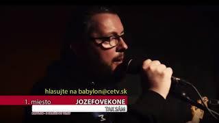 Video 1.MIESTO - JOZEFOVEKONE - hitparáda BABYLON v CETV  :) :) :)
