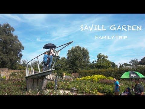SAVILL GARDEN Family Trip