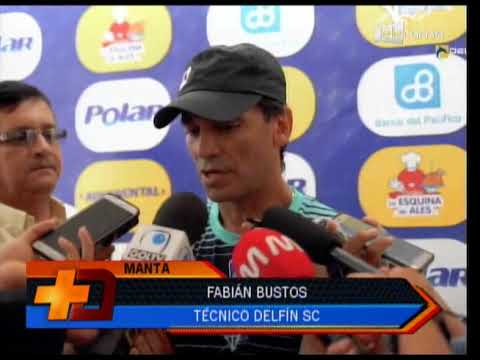 Delfín SC intentará sorprender a Barcelona en Guayaquil