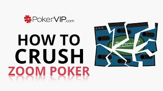 Speed Poker Crushing: TAG Style