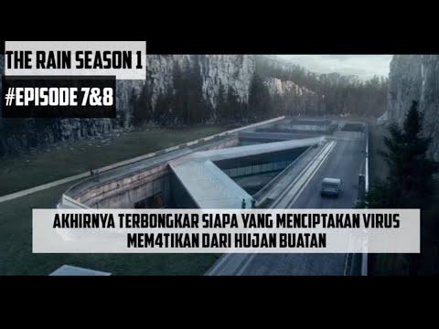 VIRUS YANG MENGH4NCURKAN DUNIA || ALUR CERITA FILM THE RAIN EPISODE 7&8