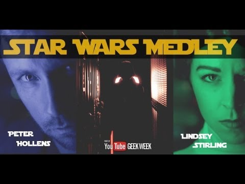 Star Wars Medley Lindsey Stirling  Peter