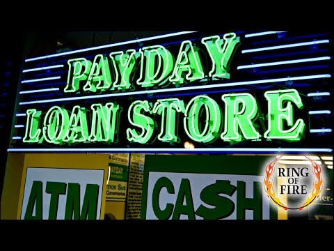 The GOP Lends A Hand To Predatory Payday Companies
