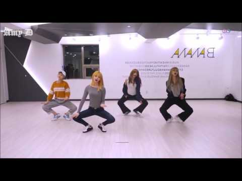 Video EXID 'Night Rather Than Day' Mirrored Dance Practice download in MP3, 3GP, MP4, WEBM, AVI, FLV January 2017