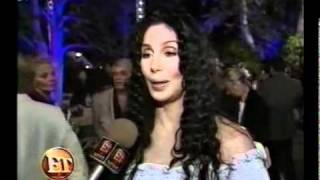 Cher ET - The Party For President Clinton (2000)