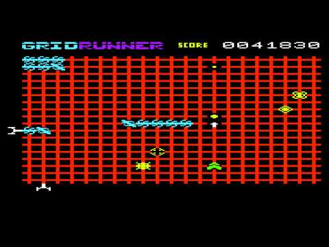 Gridrunner - Commodore Vic 20