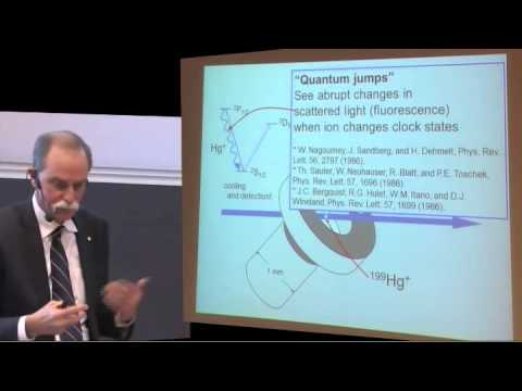 nobel laureate - 2012 Nobel Laureate in Physics - Dr David J Wineland 