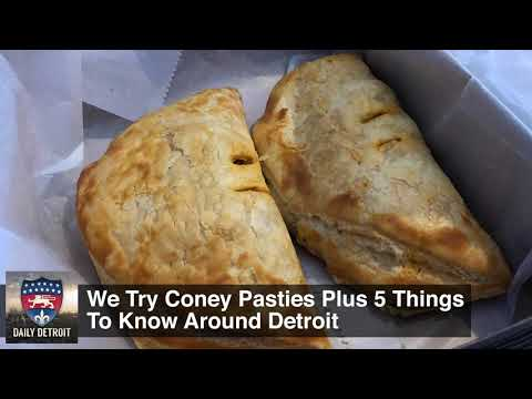We Try Coney Pasties Plus 5 Things To Know Around Detroit