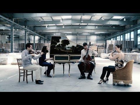 NEVERMIND // TELEMANN Quatuors Parisiens