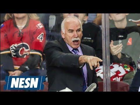 Video: Joel Quenneville Out As Blackhawks Head Coach After Eleven Seasons