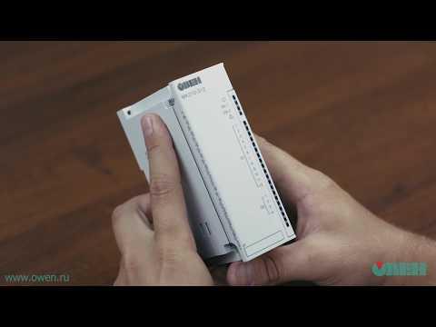 Видео 1. Обзор новой линейки модулей Мх210 с интерфейсом Ethernet