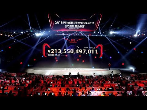 Ρεκόρ πωλήσεων από την Alibaba στη singles day