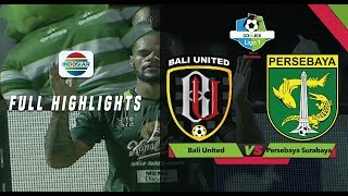 Video Bali United (2) vs (5) Persebaya Surabaya - Full Highlights | Go-Jek Liga 1 Bersama Bukalapak MP3, 3GP, MP4, WEBM, AVI, FLV November 2018