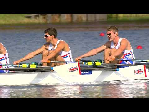 Highlights from Monday at the 2017 World Rowing Championships