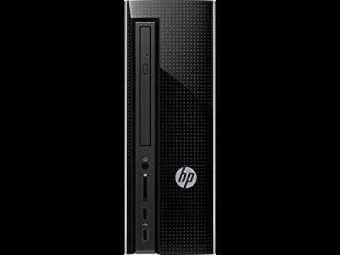 Newest HP Slimline High Performance Desktop (2018 Edition), Intel Quad Core i7-7700T Processor