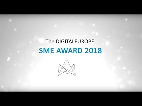 Watch 'DIGITALEUROPE SME Award'
