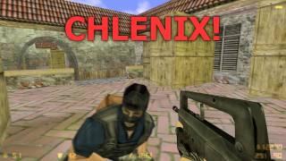 Шок! Команда NaVi спалилась с читом «Chlenix»!