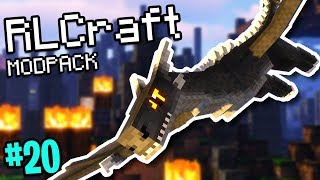 Conquering The Baddest Monster In Minecraft (RLCraft Modpack #20)