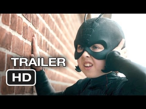 Antboy Official Trailer #1 (2013) - Danish Superhero Movie HD