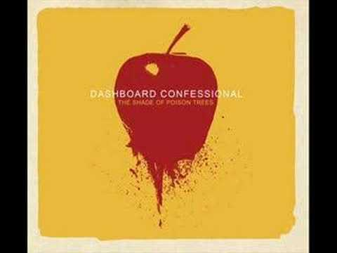 Tekst piosenki Dashboard Confessional - Matters Of Blood And Connection po polsku
