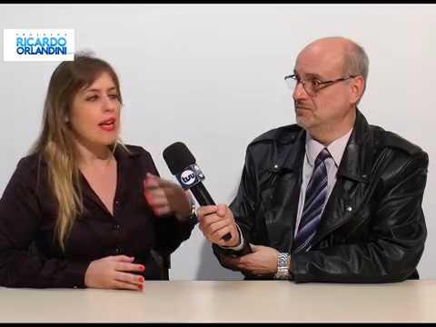 Entrevista Aline Wolf, jornalista e coach em comunicação, proprietária da WH Comunicação; Carlos Steyer, proprietário do Restaurante Prinz e Luciano Schewe, Diretor de Canais da Safeweb.
