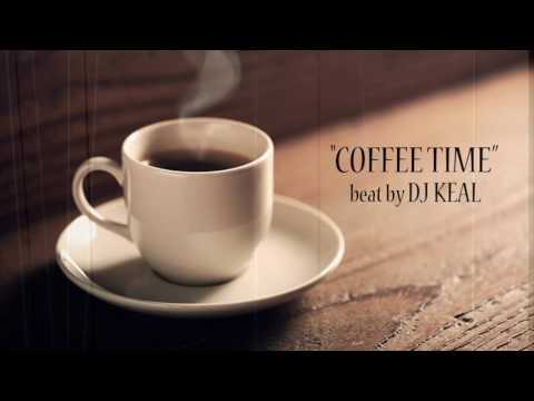 Coffee Time - Instrumental hiphop rap beat (DJ Keal)