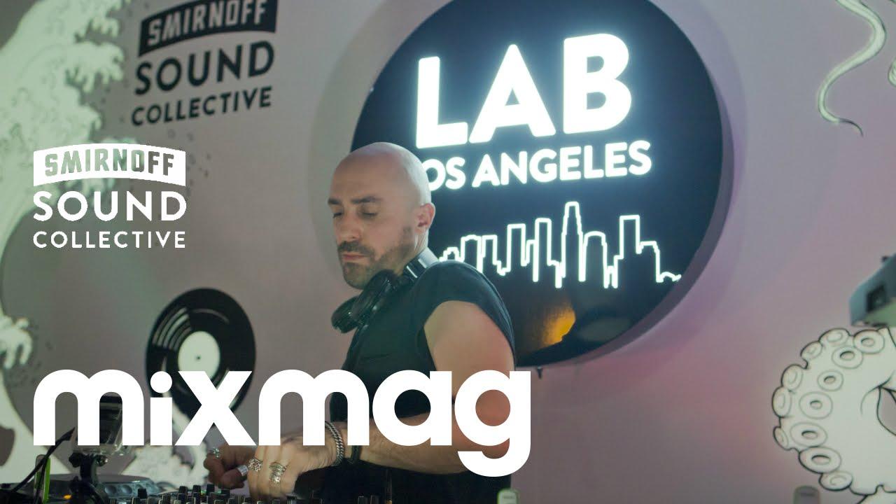 Technasia - Live @ Mixmag Lab LA 2015