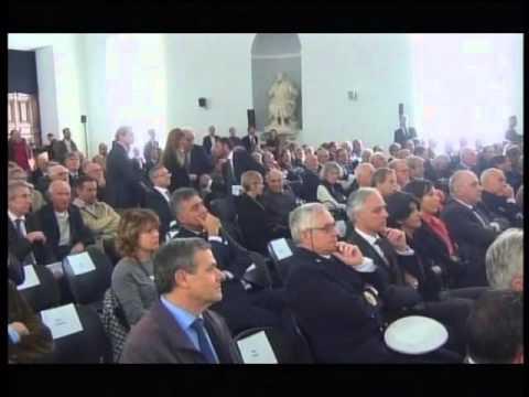 GENOVA : IL MINISTRO DEL RIO PER L' ADDIO DI LUIGI MERLO
