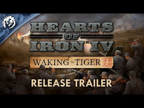 Hearts of Iron IV: Waking the Tiger #1