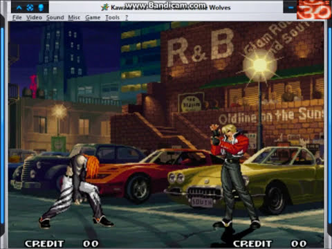Fatal Fury : Mark of the Wolves Neo Geo