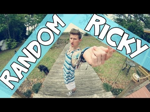 Ricky - please THUMBS UP?? it really helps me out =] my MAIN channel: http://www.youtube.com/PICKLEandBANANA my twitter: https://twitter.com/RickyPDillon my instagra...