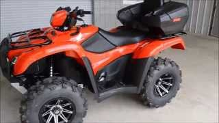 10. Used 2013 Honda Foreman 500 ATV For Sale / Chattanooga TN - GA AL Area / TRX500FM