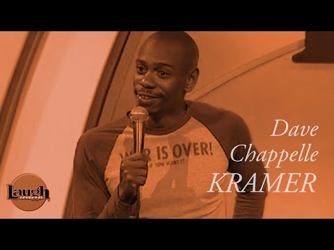 dave - 20% Black, 80% Comedian. Dave Chappelle UNCENSORED at the Laugh Factory in Hollywood, CA. See more exclusive videos of Dave on http://www.LaughFactory.com Fo...
