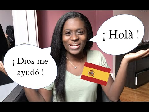 How I got to learn Spanish - English subtitles | Ludwige Inspired