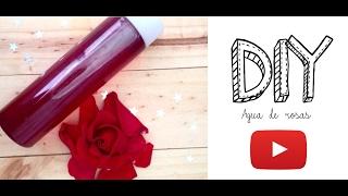 Agua de Rosas Propiedades, Usos y como prepararla en casa