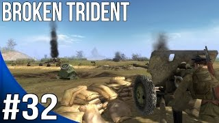 This is Part 32 of my Gameplay Walkthrough for Men of War Red Tide. This is the Breaching the Blue Line Campaign mission called Neptunes Broken Trident. Men ...