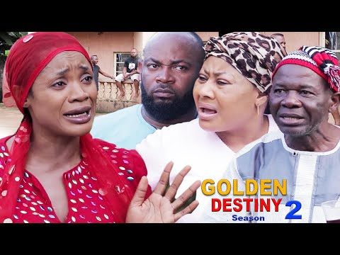 GOLDEN DESTINY SEASON 2 - 2020 LATEST NIGERIAN NOLLYWOOD MOVIE