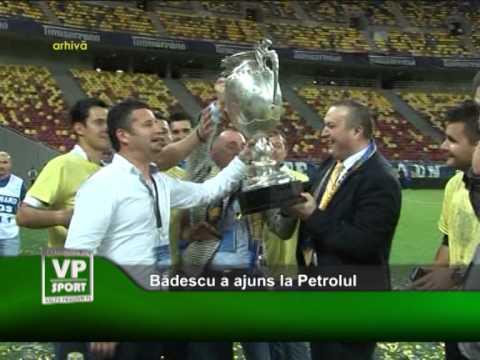 Bădescu a ajuns la Petrolul