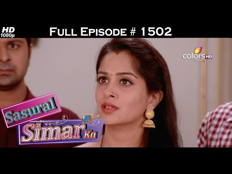 Sasural-Simar-Ka--13th-May-2016--ससुराल-सिमर-का--Full-Episode-HD